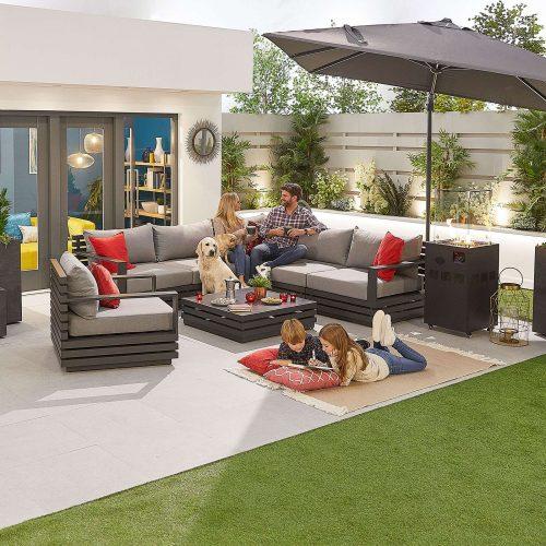 Aluminium Sofa Sets