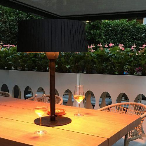 Lamp Shade Heaters
